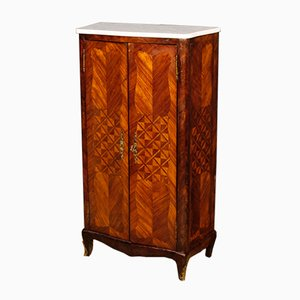French Inlaid Sideboard in Rosewood, 1920s