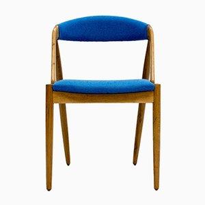 Vintage 31 Eichenholz Stuhl von Kai Kristiansen für Schou Andersen