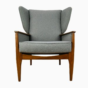 Vintage Wingback Chair from Parker Knoll, 1960s
