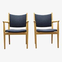PP 513 Armchair by Hans J. Wegner for PP Møbler