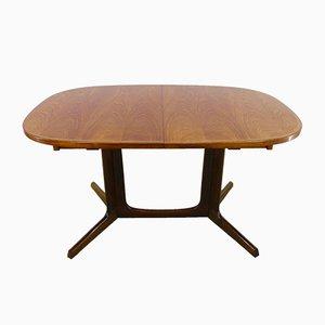 Tavolo da pranzo vintage di Niels O. Møller per Gudme Mobelfabrik