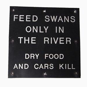 Panneau de Parc Vintage, Royaume-Uni