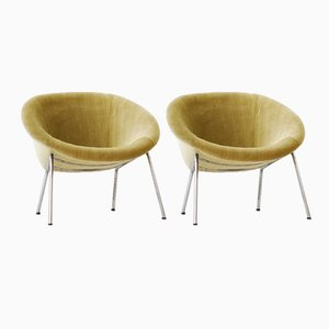Lounge Chairs by Walter Knoll, 1950s, Set of 2