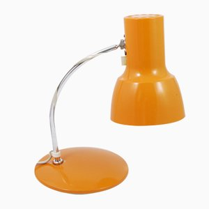 Orange Desk Lamp by Josef Hurka for ESC Napako, 1960s