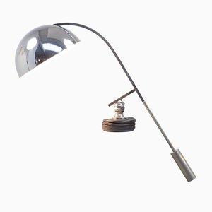 Lámpara de escritorio móvil de Jacques Charpentier, años 70