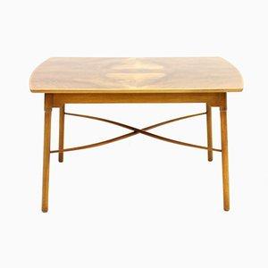 Tavolino da caffè di Ole Wanscher per Fritz Hansen, anni '40