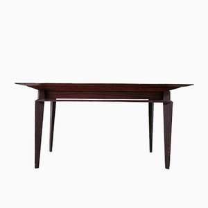 Rosewood Extendable Dining Table by Vittorio Dassi for Edmondo Palutari, 1950s