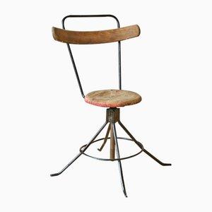 Machinist Chair, 1940s