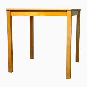 Tavolo con ripiano in linoleum di Fredinand Kramer, anni '60