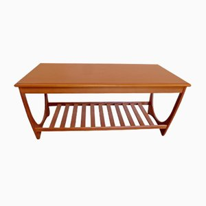 Vintage Coffee Table with Magazine Rack from G-Plan, 1960s