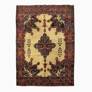 Orientalischer Teppich mit Rautenmuster, 1900er