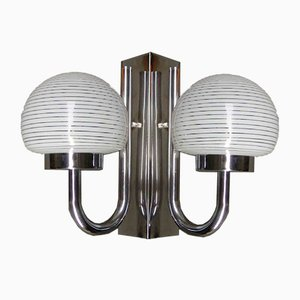 Wall Lamp from Industrias Luz, 1960s