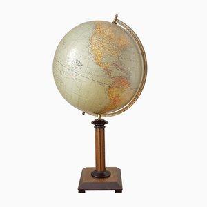 Deutscher Vintage Globus von Dietrich Reimers, 1927