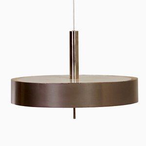 Lámpara de techo modelo 266 de Louis Baillon para Luminalite, años 50