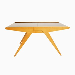 Table d'Appoint Ajustable, Suisse, 1960s