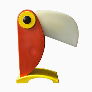 Toucan Table Lamp for OTF, 1968
