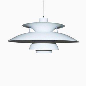 Lampe à Suspension PH5 par Poul Henningsen pour Louis Poulsen, 1990s