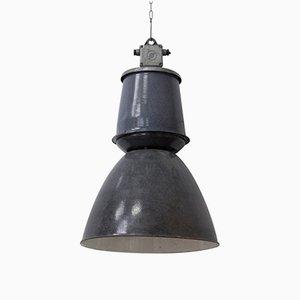 Lámpara colgante industrial, años 60