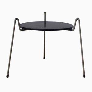 Tavolino da caffè in acciaio di Wim Rietveld per Gispen Holland