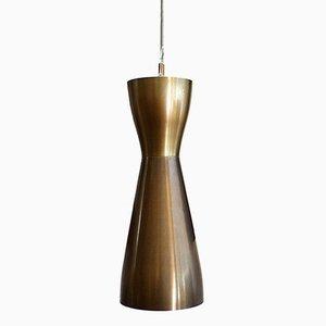 Deckenlampe von Walter Brendel, 1950er