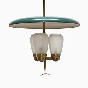 Lampada da soffitto di Stilnovo, anni '50