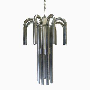 Vintage Deckenlampe von Angelo Brotto, 1970er