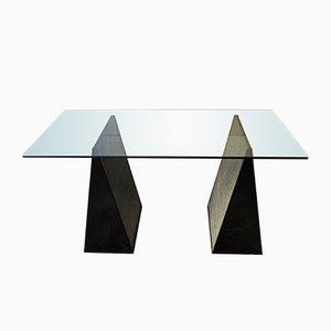 Tavolo vintage di Nerone & Patuzzi per Gruppo NP2