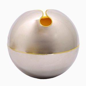 Vintage Vase von Giò Pomodoro für Alessi, 1972