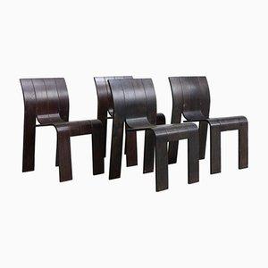 Stapelbare Stühle von Gijs Bakker für Castelijn, 1974