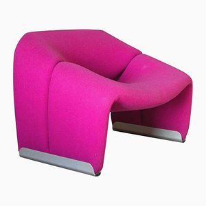 F598 Easy Chair by Pierre Paulin for Artifort, 1970s