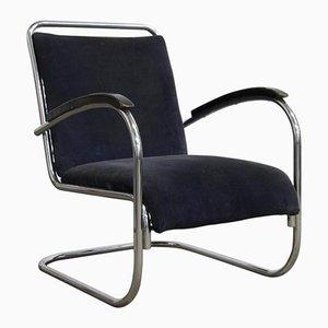 Niederländischer Vintage Sessel von Paul Schuitema, 1930er