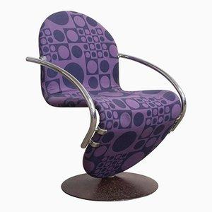 Chaise Violette par Verner Panton pour Rosenthal, 1970s