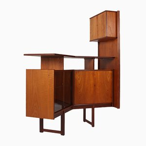 Teak Bar from Turnidge of London, 1960s