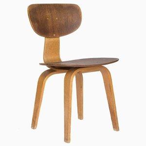 SB02 Stuhl von Cees Braakman für UMS Pastoe, 1960er