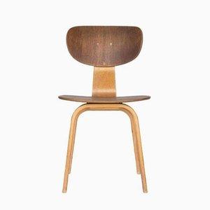 SB02 Stuhl von Cees Braakman für UMS Pastoe, 1952