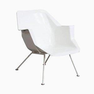 Sedia modello 416 di Wim Rietveld & André Cordemeyer per Gispen, 1957