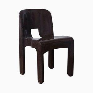 Chaise 4867 en Plastique par Joe Colombo, 1967