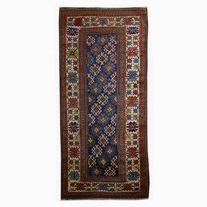 Antiker Kaukasischer Gendje Teppich, 1880er