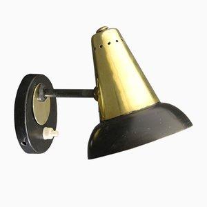 Mid-Century Wandlampe von Arlus, 1950er