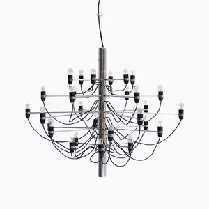 Vintage Chandelier by Gino Sarfatti for Arteluce