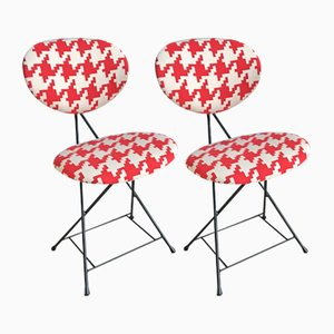 Chaises par Rob Parry, 1950s, Set de 2