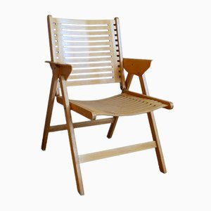Vintage Rex Foldable Chairs by Niko Kralj for Stol, Set of 2