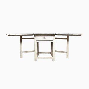 Antique Swedish Foldable Table