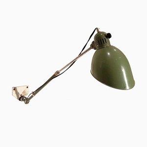 Wandlampe von Christian Dell, 1950er