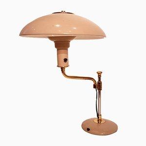 Lámpara de escritorio de Dazor, años 50