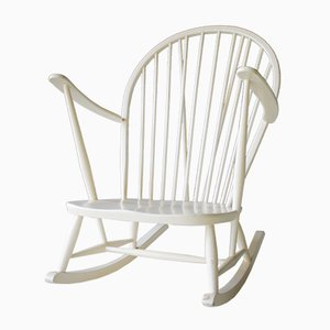Vintage Rocking Chair by Lucian Ercolani for Ercol