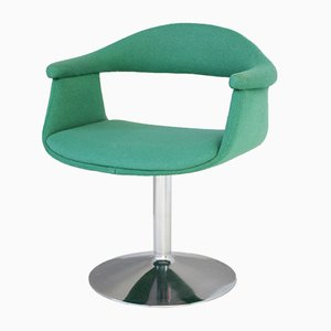 Captain's Swivel Chairs by Eero Aarnio for Asko, 1960s, Set of 6