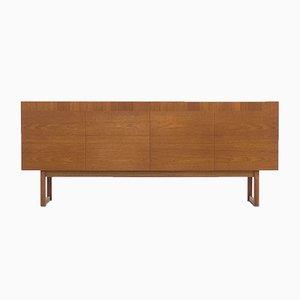 Vintage Teak Sideboard von Ib Kofod Larsen für Säffle Möbelfabrik
