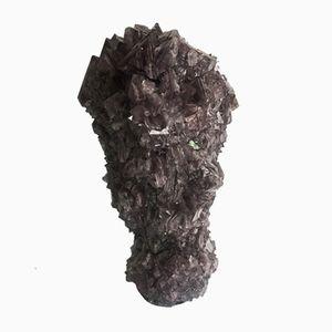 Vaso M 027 in cristallo di Isaac Monté