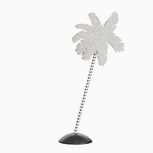 Lampada da terra a forma di palma di Ettore Sottsass per Targetti Sankey, anni '80